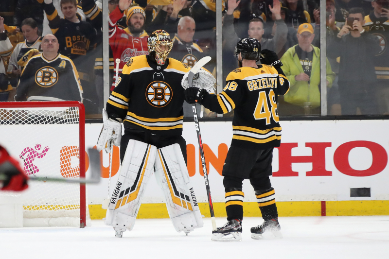 Bruins' Injured Matt Grzelcyk Likely to Play vs. Blues in Stanley Cup Game 7