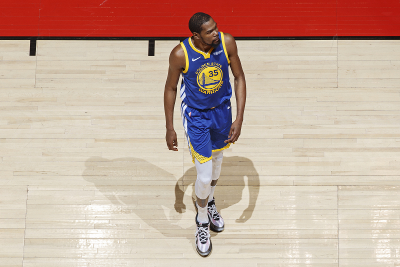 Achilles Injury Won't 'Change One Thing' in Free Agency for KD, Say NBA Execs