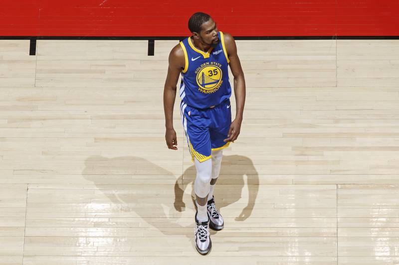 low priced c3dd3 0fa4a Achilles Injury Won t  Change One Thing  in Free Agency for KD, Say NBA  Execs