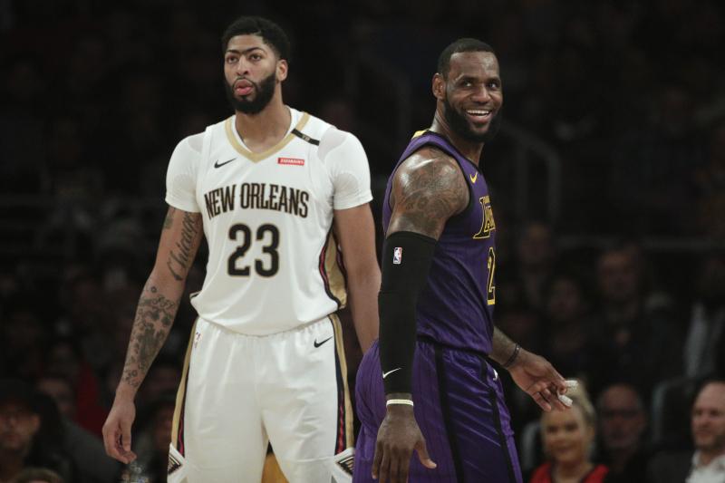 NBA Trade Rumors: Latest Buzz on Lakers, Celtics' Pursuit of Anthony Davis