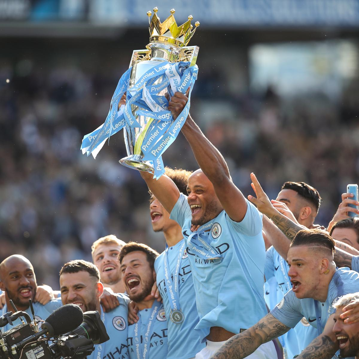 Premier League 2019/20: Updated Title Odds After Fixtures ...