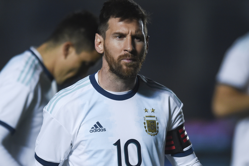 Argentina vs. Colombia: Odds, Live Stream, TV Schedule for 2019 Copa America
