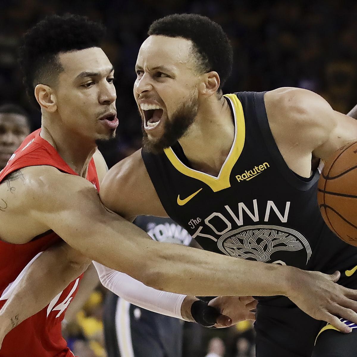 NBA Finals 2019: Raptors Vs. Warriors Game 6 TV Schedule