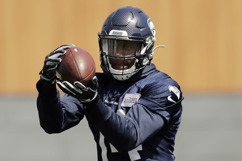 Seahawks QB Russell Wilson Praises 'Really Special' WR DK Metcalf