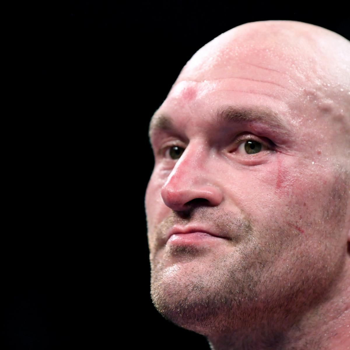 Tyson Fury Denies Deontay Wilder's Claims Of Rematch, Says