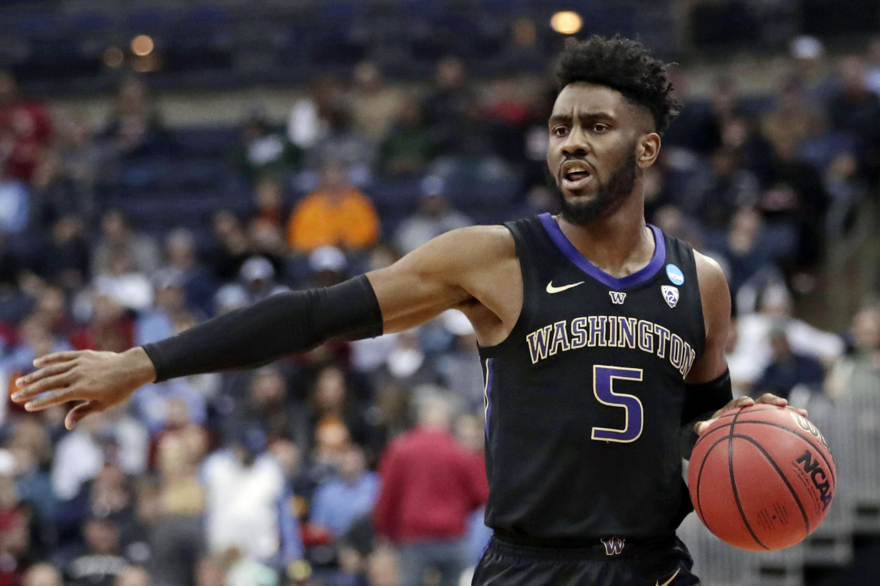 newest collection 3667f a22bb Jaylen Nowell to Timberwolves: 2019 NBA Draft Scouting ...