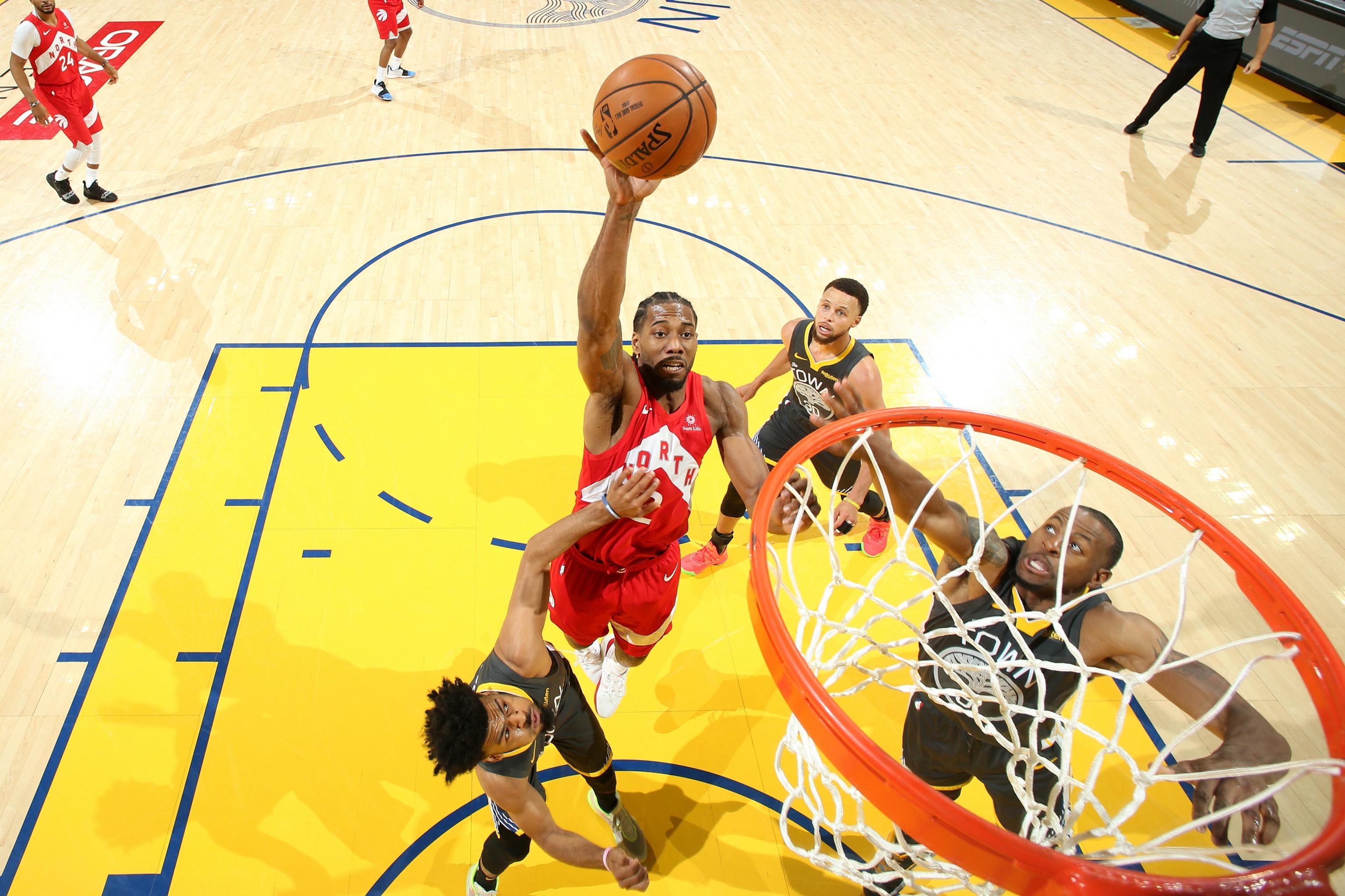 5056495765a Raptors' Kawhi Leonard Named 2019 NBA Finals MVP; Also Won Award in 2014 |  Bleacher Report | Latest News, Videos and Highlights