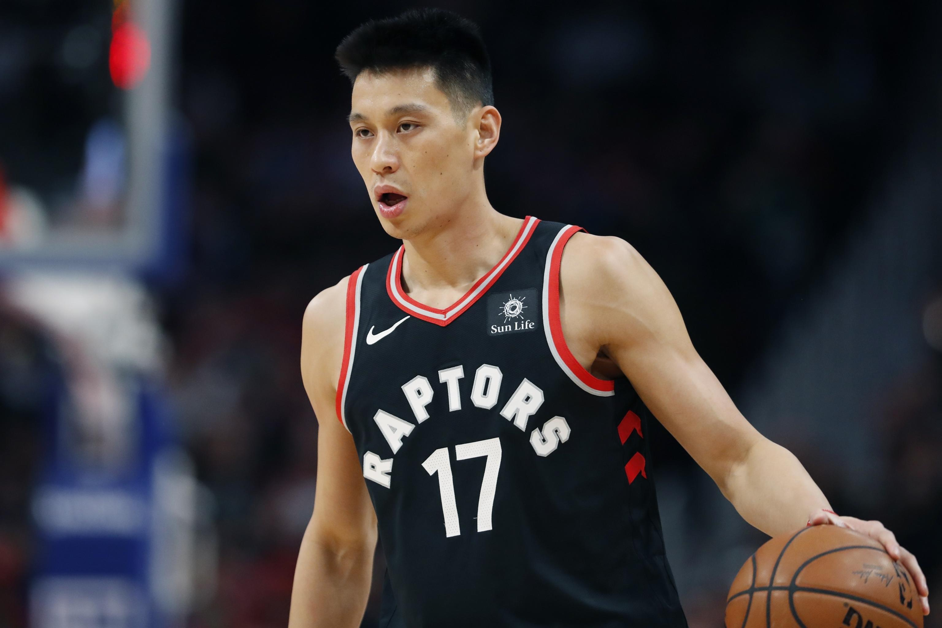 Raptors' Jeremy Lin Becomes 1st Asian American Player to Win NBA Title
