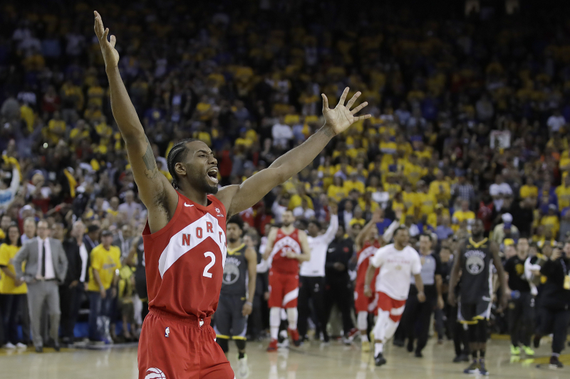 Raptors Stars Get Unlikely Revenge with NBA Championship over Warriors