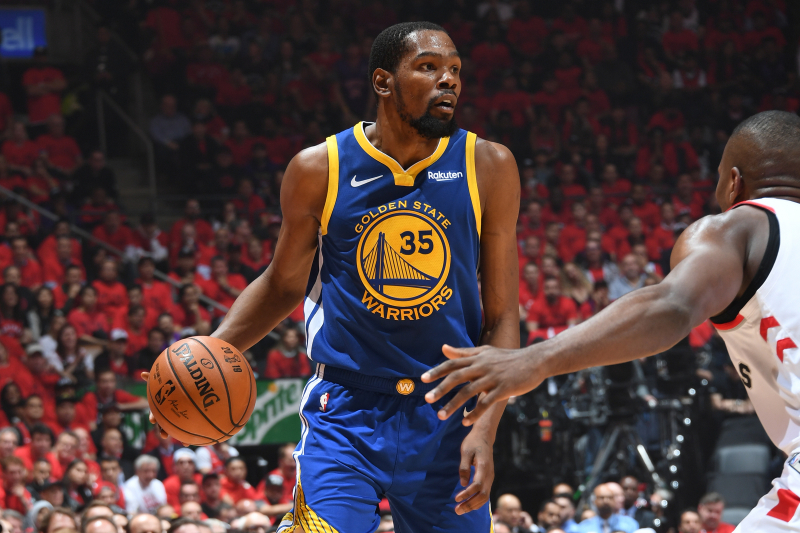 Steve Kerr Confirms Kevin Durant Will Miss 2019-20 Season with Achilles Injury