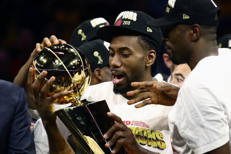 NBA Champion Toronto Raptors Have Everything Kawhi Leonard Needs to Keep Winning