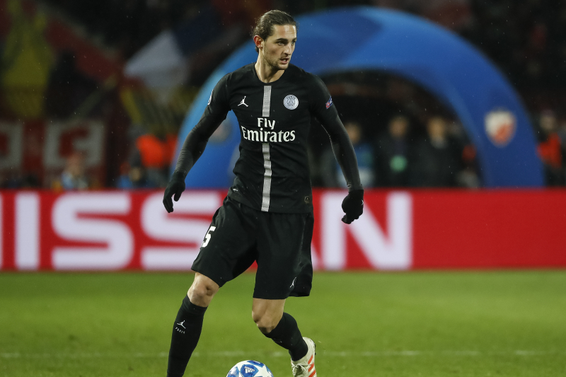 PSG Midfielder Adrien Rabiot Confirms Transfer Talks with Juventus
