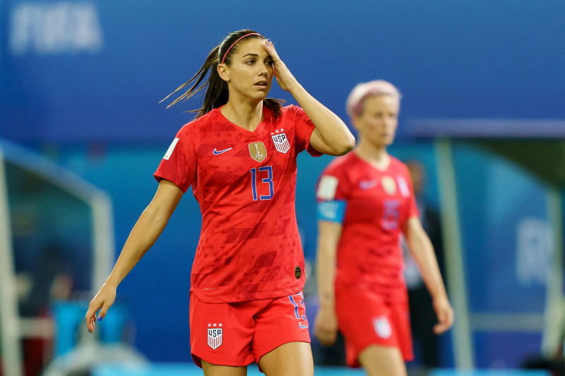 USA vs. Chile: Odds, Live Stream, TV Info for Women's World Cup 2019