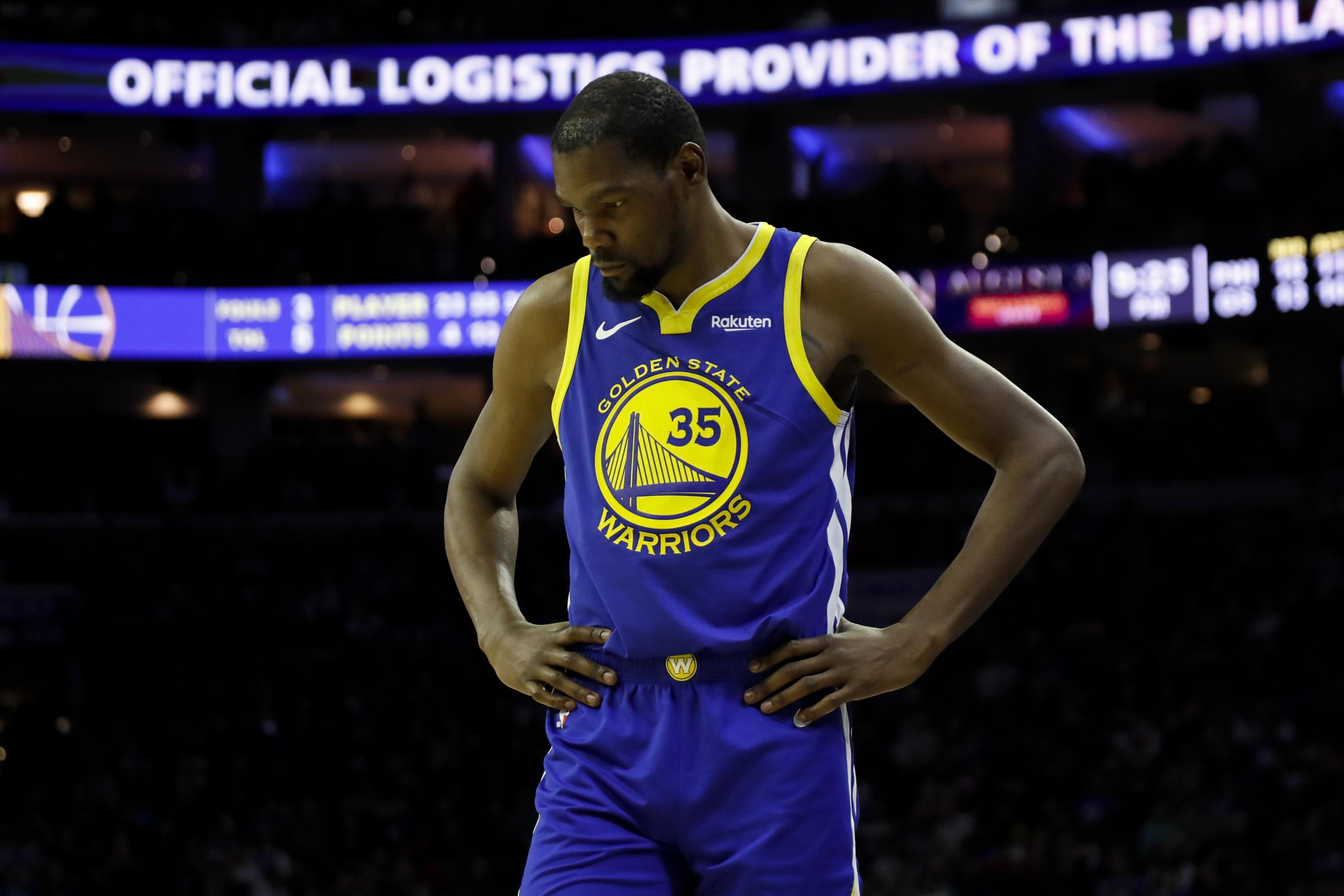buy popular 3a80b f50ab Say Goodbye to Kevin Durant as You Knew Him | Bleacher ...