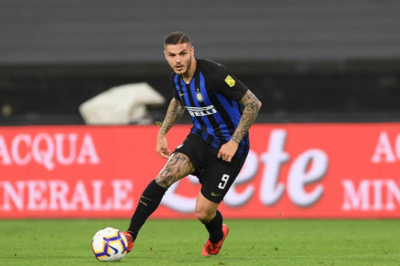 Inter Milan CEO Giuseppe Marotta Dodges Mauro Icardi Question Amid Exit Rumours