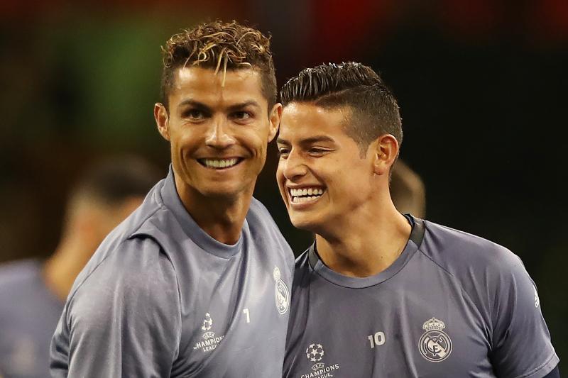 Cristiano Ronaldo Wants James Rodriguez at Juventus, Says Lothar Matthaus