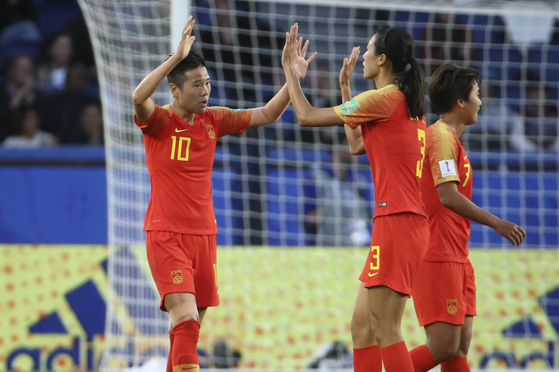 China PR vs. Spain: Odds, Live Stream, TV Info for Women's World Cup 2019