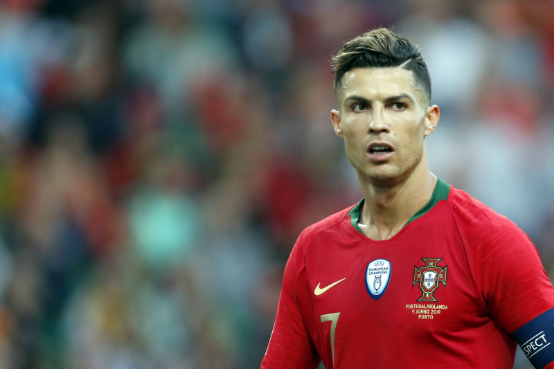 Cristiano Ronaldo Reportedly Served Court Papers in Lawsuit for Alleged Rape