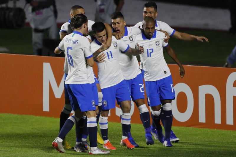 Philippe Coutinho's Brace Leads Brazil Past Bolivia in 2019 Copa America Opener