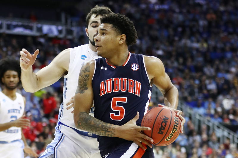 NBA Mock Draft 2019: 1st-Round Predictions and Top Fringe Prospects to Know