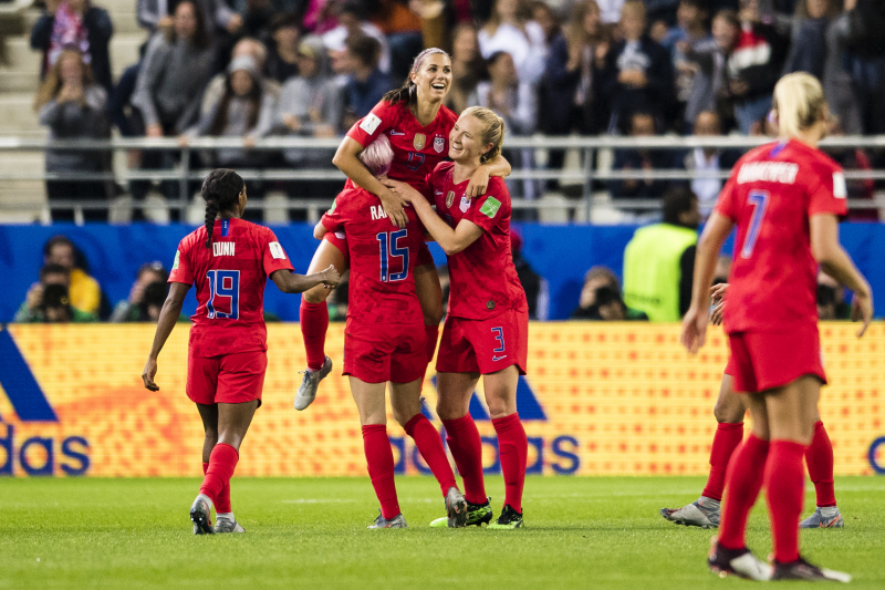 Women's World Cup Schedule 2019: Live Stream, Times for Remaining Group Fixtures