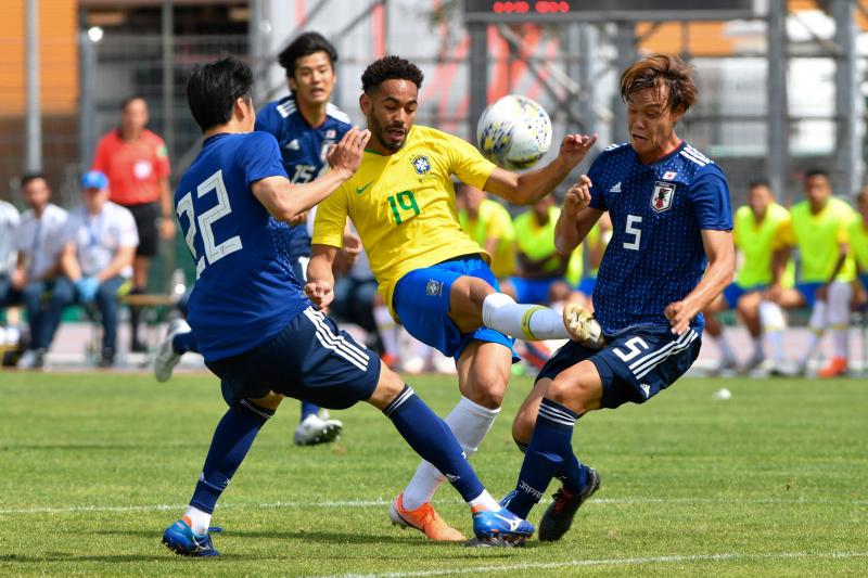 Brazil Beat Japan on Penalties to Win 2019 Toulon Tournament Final
