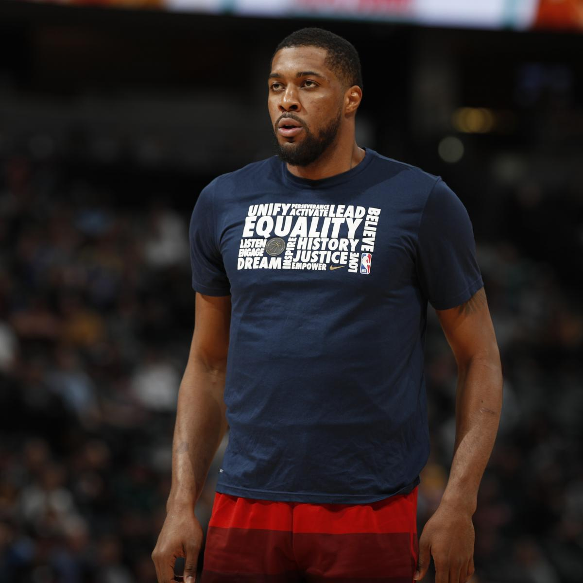 Lakers Rumors: LA Interested in Derrick Favors; 'A Nice Fit with LeBron James'