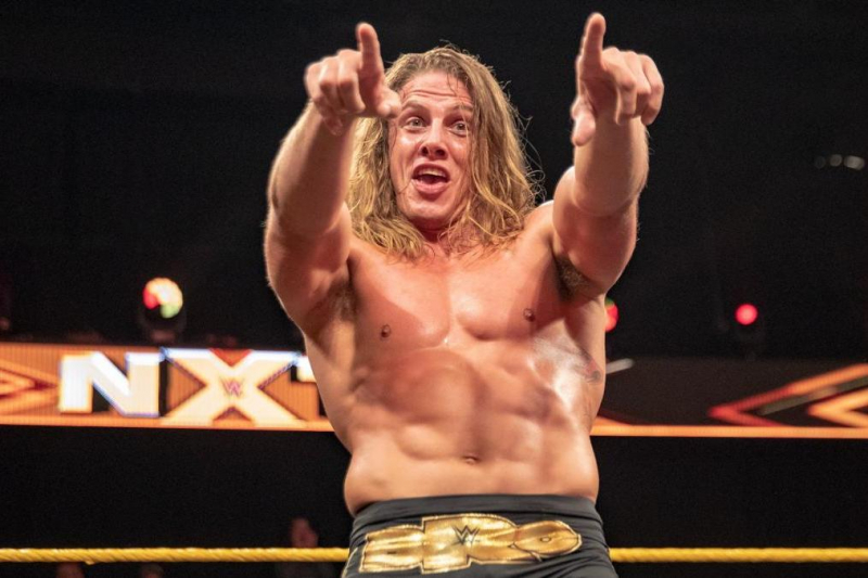 NXT's Matt Riddle Reportedly Won't Move to WWE Main Roster 'For a Long Time'