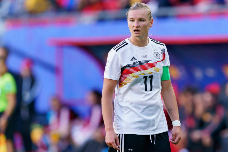 South Africa vs. Germany: Odds, Live Stream, TV Info for Women's World Cup 2019