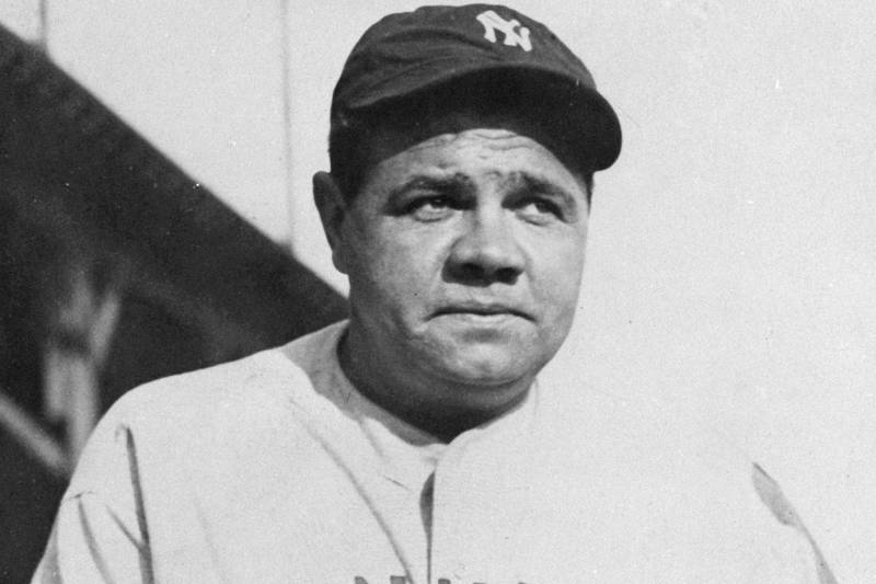 buy online 2d7b9 00e04 Babe Ruth Game-Worn Yankees Jersey Sells for Record $5.64M ...