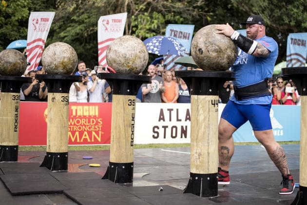 World's Strongest Man 2019 Results: Tom, Luke Stoltman Advance to