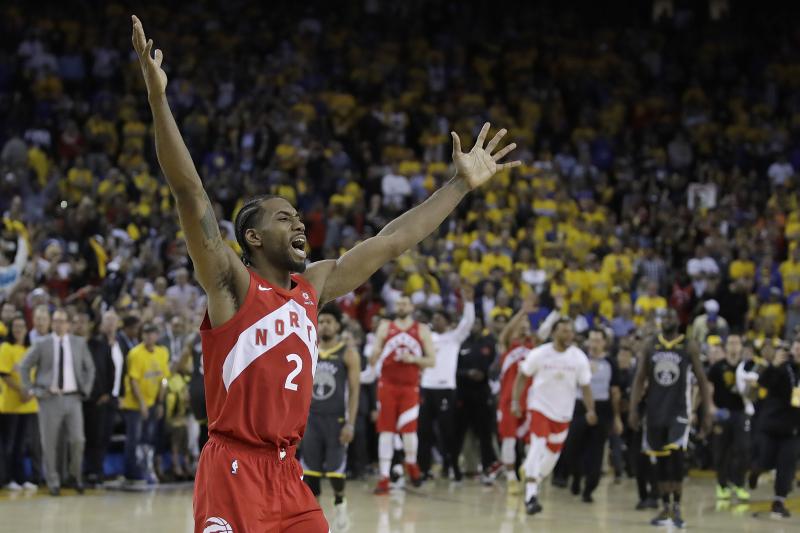 NBA Finals 2019: Best Highlights from Warriors vs. Raptors Full Series