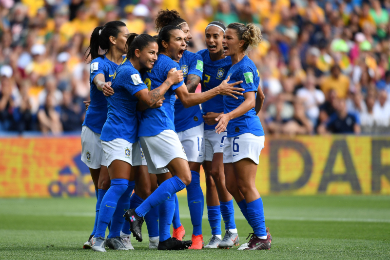 Italy vs. Brazil: Odds, Live Stream, TV Info for Women's World Cup 2019