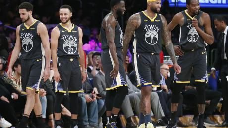 Are the Warriors doomed now?
