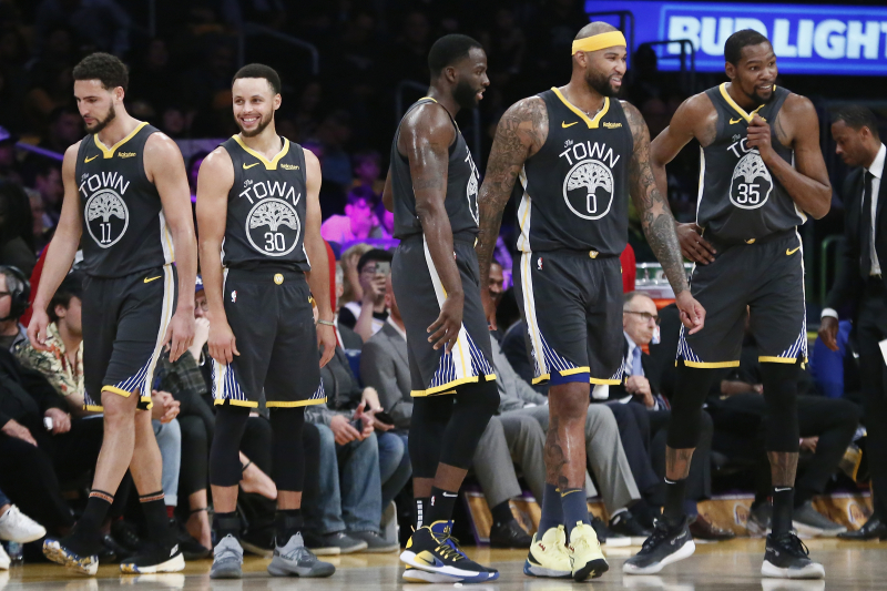 Should the Warriors Blow It Up After Injuries to Kevin Durant, Klay Thompson?