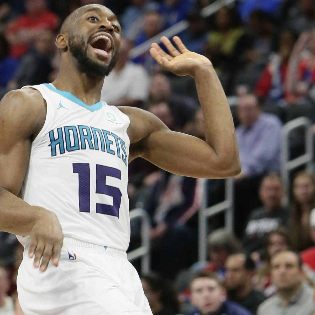 Kemba Walker Rumors: Lakers Making PG 'Top Target' After Anthony Davis Trade