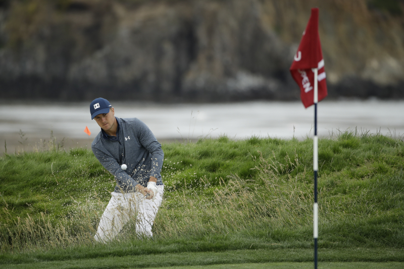 Jordan Spieth Slides Down Leaderboard with 2-over 73 in 2019 US Open 3rd Round
