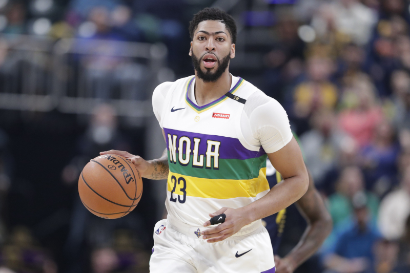 Anthony Davis, Lonzo Ball, Brandon Ingram's Fantasy Outlook After Lakers Trade