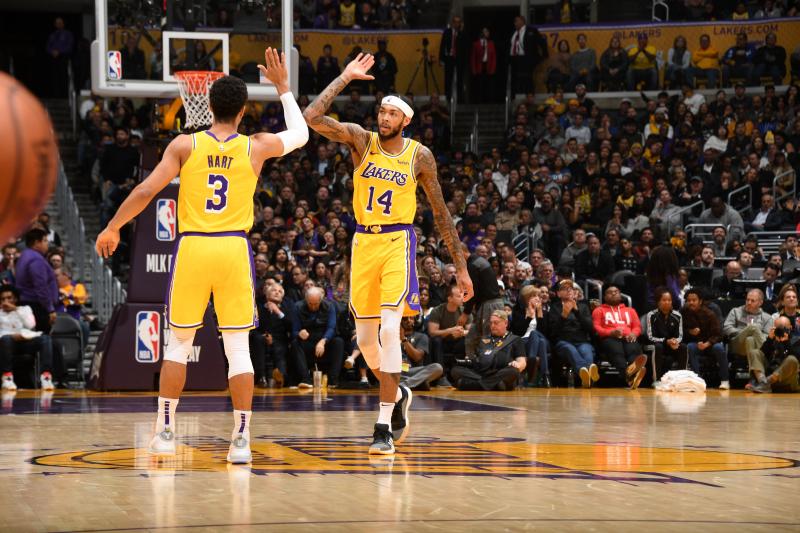 Look: Brandon Ingram, Josh Hart React to Lakers Trading Them for Anthony Davis