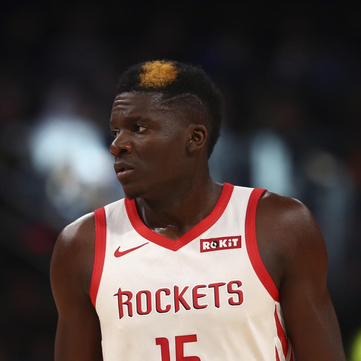 Houston Rockets News Trade: Celtics Trade Rumors: Clint Capela Deal With Rockets