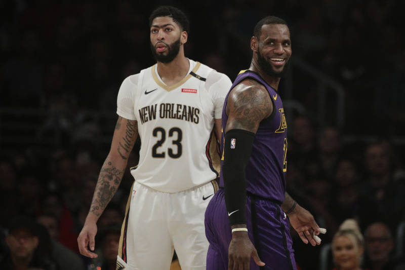 Winners, Losers, Takeaways from Lakers-Pelicans Blockbuster Anthony Davis Trade