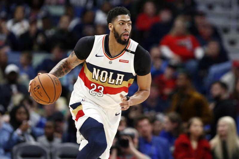 Windhorst: Lakers' Anthony Davis Trade with Pelicans Is Nets-Celtics Part 2