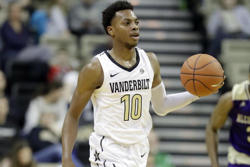 Darius Garland Says He's 'Best' Guard in 2019 NBA Draft Amid Cavaliers Rumors