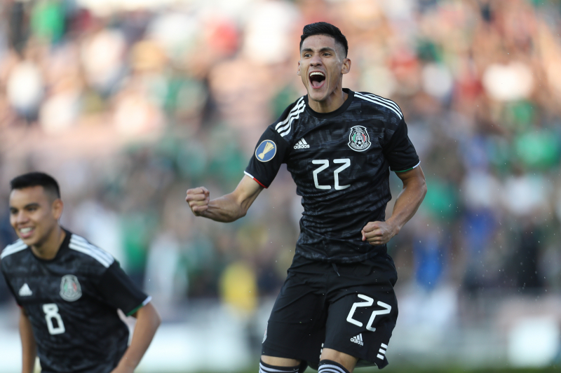 Uriel Antuna Nets Hat Trick as Mexico Routs Cuba 7-0 at 2019 Gold Cup