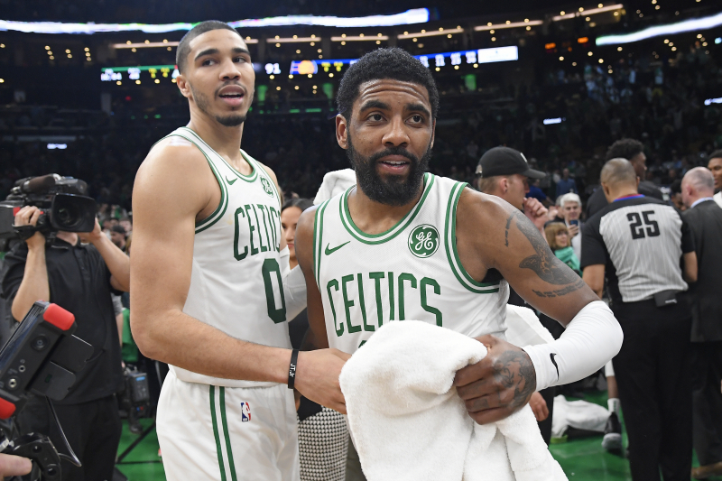 By Not Trading Jayson Tatum for Anthony Davis, Celtics Admit to Uncertain Future