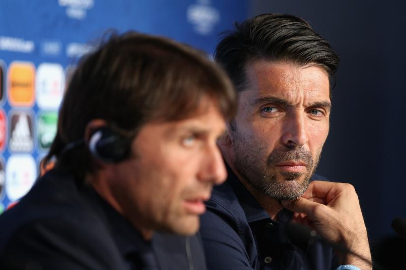 Juventus Legend Gianluigi Buffon Defends Antonio Conte's Move to Inter Milan