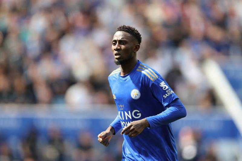 Image result for Wilfred Ndidi- Leicester City