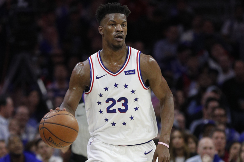 Report: Jimmy Butler to Heat in Sign-and-Trade; Agrees to 4-Year, $142M Contract