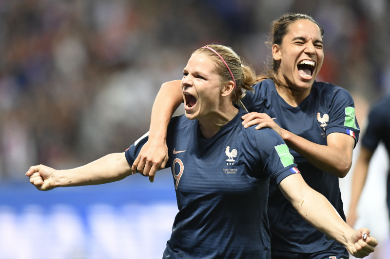 Women's World Cup Schedule 2019: Live Stream and Group Times for Monday Fixtures