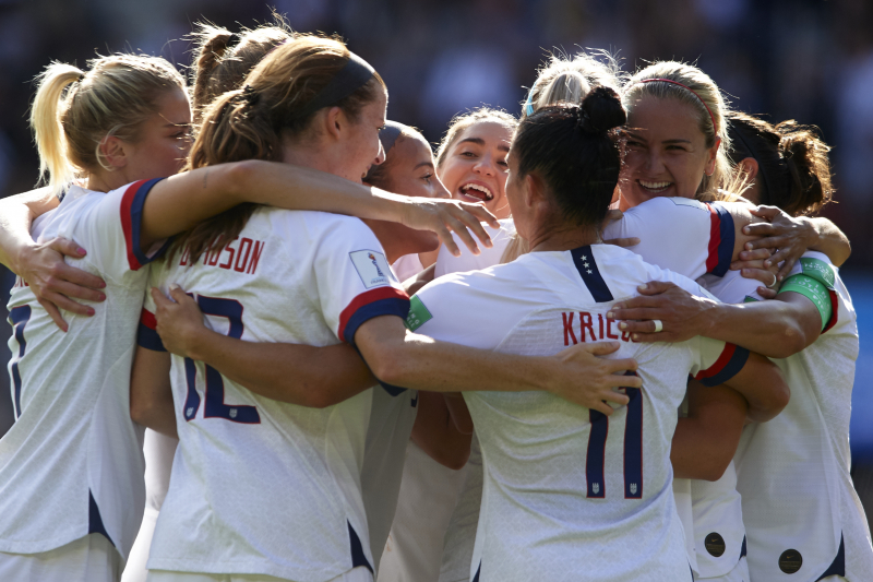 Women's World Cup Power Rankings After the Second Round of Group Games